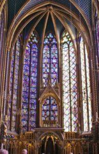 Sainte-Chapelle de Paris, ateliers VerreJade