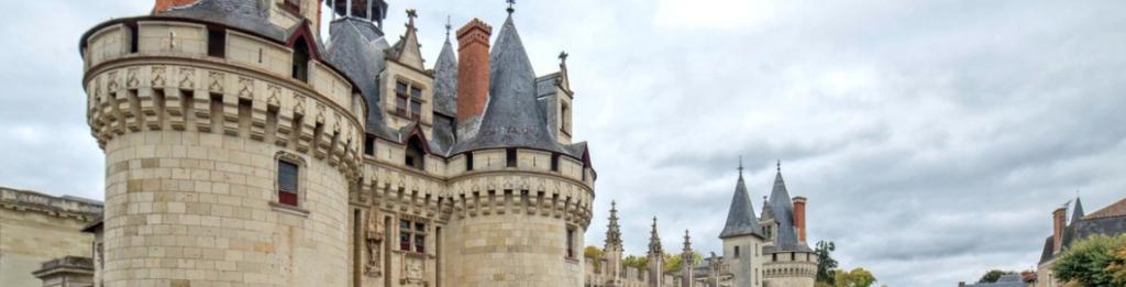 Restauration des vitraux du Château de Dissay par les ateliers verre jade sous la direction de Frédéric Pivet